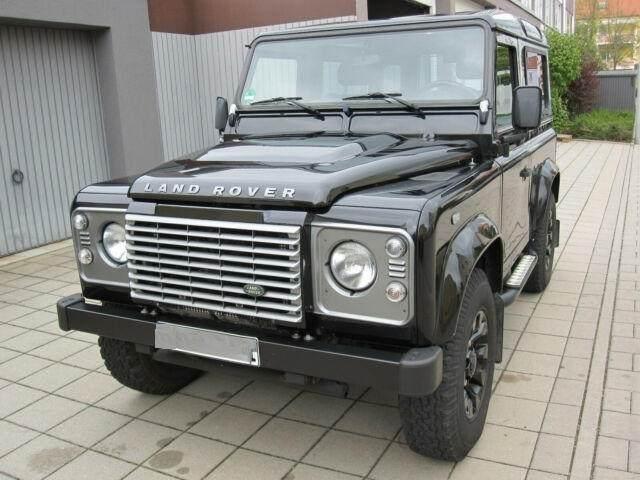 Land Rover Defender 90 Td4 SE