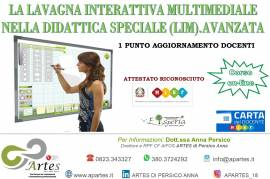 Corso LIM: lavagna interattiva multimediale