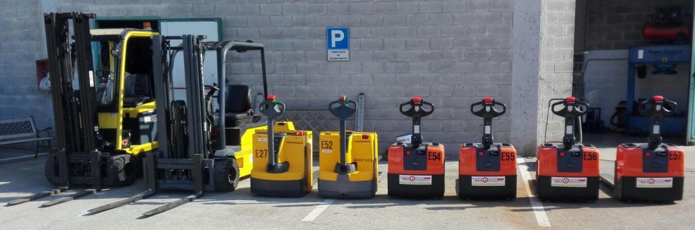 Offresi vendita, noleggio e servizio di Riparazione e manutenzione di veicoli elettrici