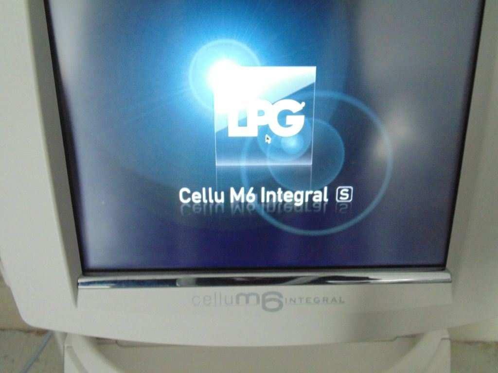 Apparecchiatura Anti Cellulite Lipomassage Endermologie LPG Cellu M6 Integral [2] S corpo e viso