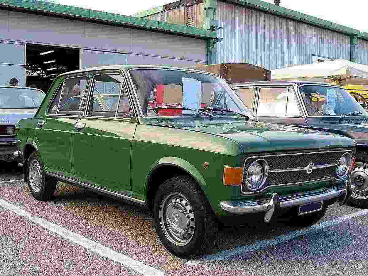 Ricambi Fiat 128 epoca