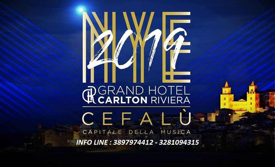 Capodanno 2019 Cefalù - Hotel Carlton ***** Cena Disco Perno