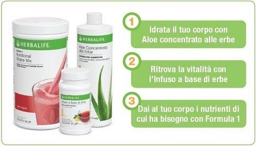 Herbalife Incaricato vendita On Line spedizione gratuita 3345353121