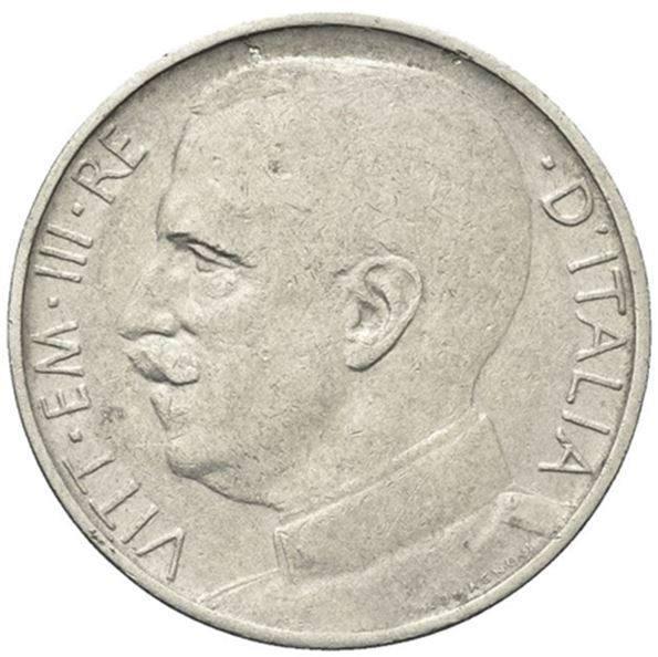 Moneta Regno d'Italia Vittorio Emanuele III, 1900-1943. - 50 Centesimi 1919