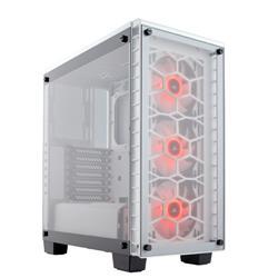 Case Corsair Crystal 460X RGB Bianco