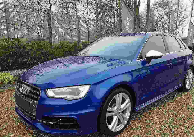 Audi S3 2.0T FSI Quattro