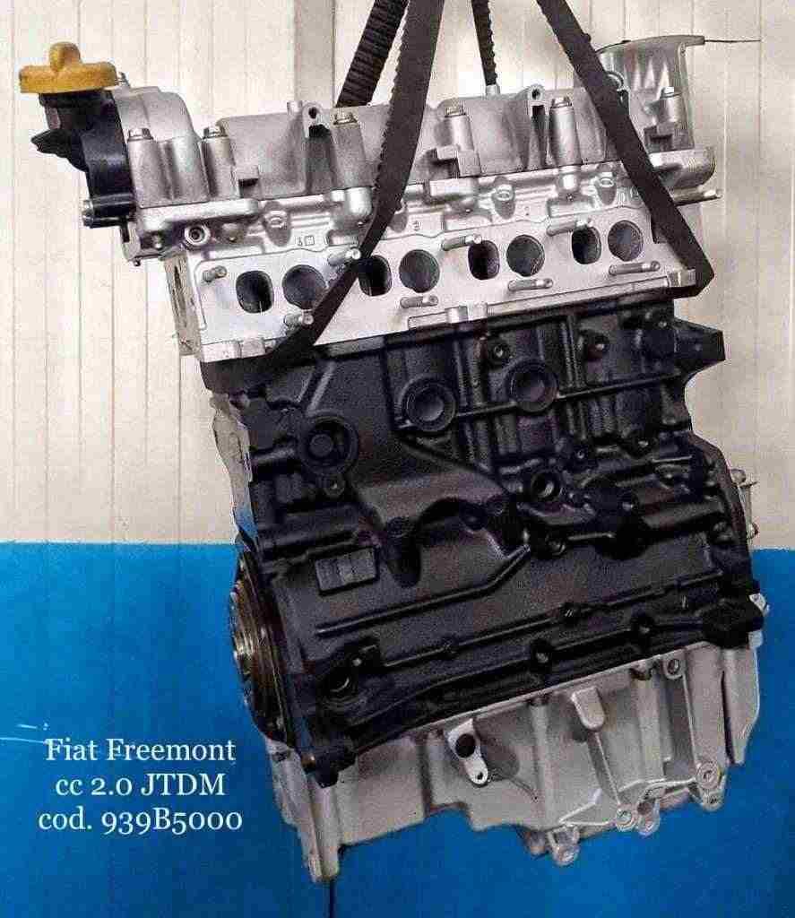 Motore Rigenerato Fiat Freemont 2.0cc JTDM