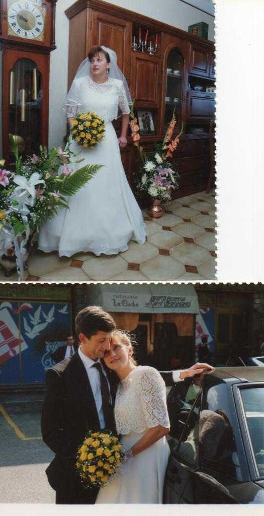 Vendo abito da sposa
