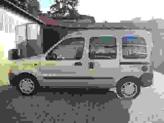 Renault Kangoo 1.9 Dci Vetrato