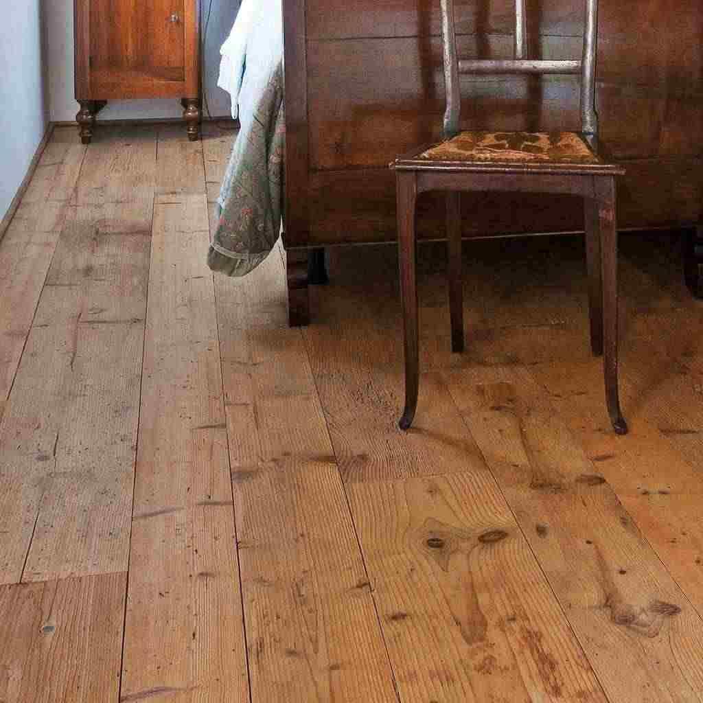 Pavimenti antichi in prima patina