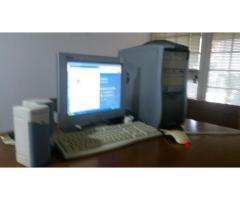 Computer da tavolo Pentium 4 CPU 2,80 GHZ