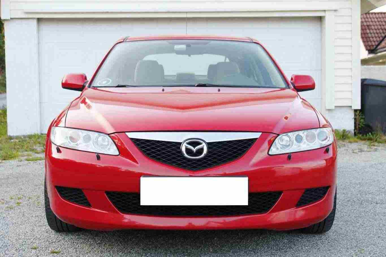Mazda 6 Mazda 6 Mazda 6