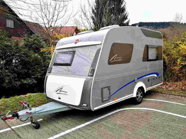 2010 Bürstner Averso Plus 410 TS