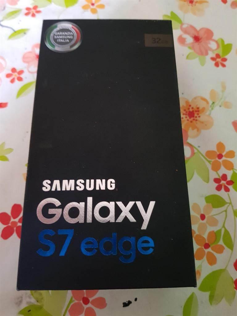 Samsung s7 edge oro 32 gb