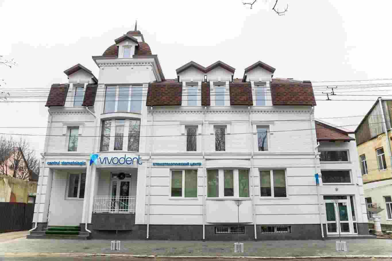 10 motivi di fare il turismo dentale nella clinica Vivodent, Moldavia