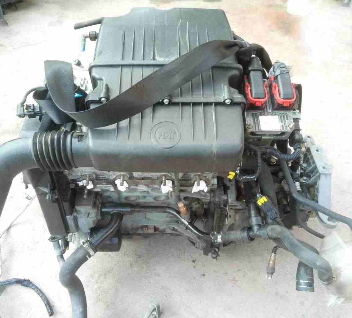 Motore Fiat Grande Punto 1200 199A4000