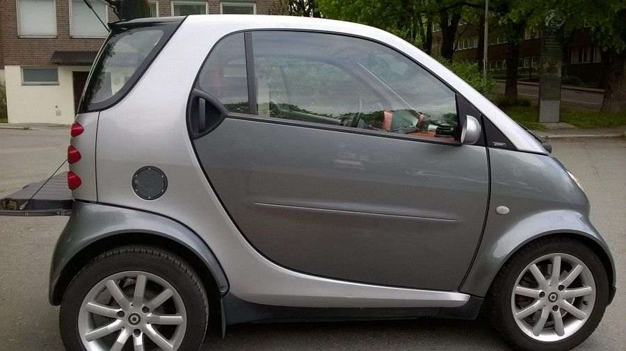 Smart Fortwo coupe 450 cdi
