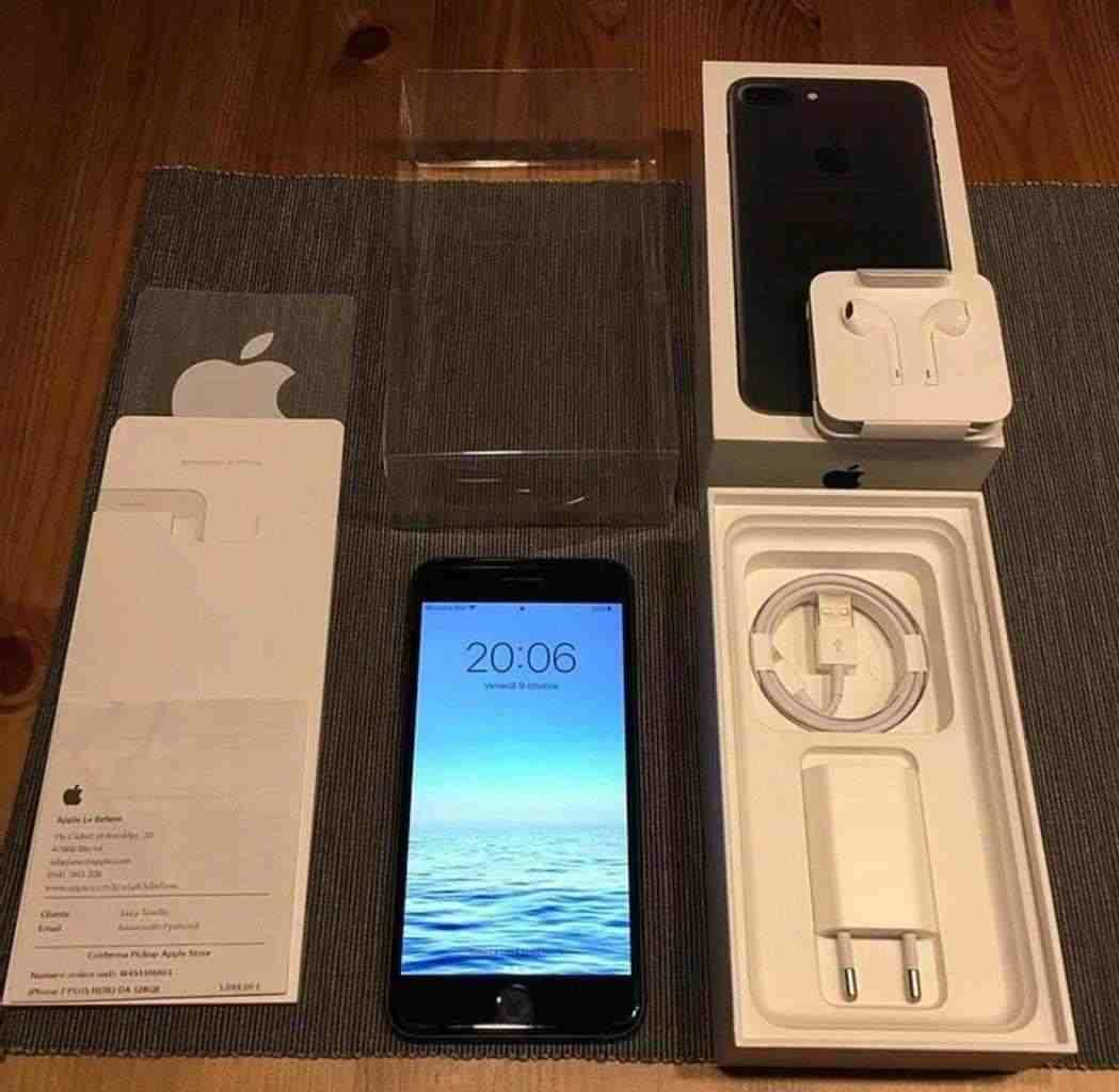 iPhone 7 Plus 128gb..........