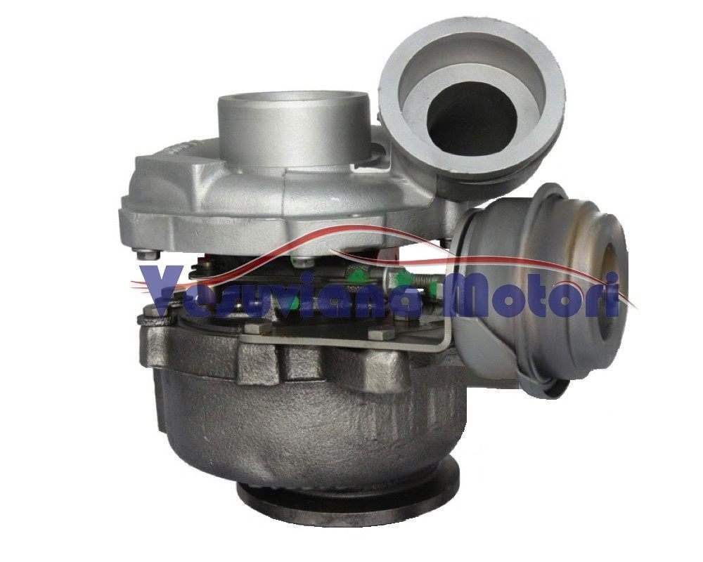 Turbocompressore Rigenerato Sprinter Van