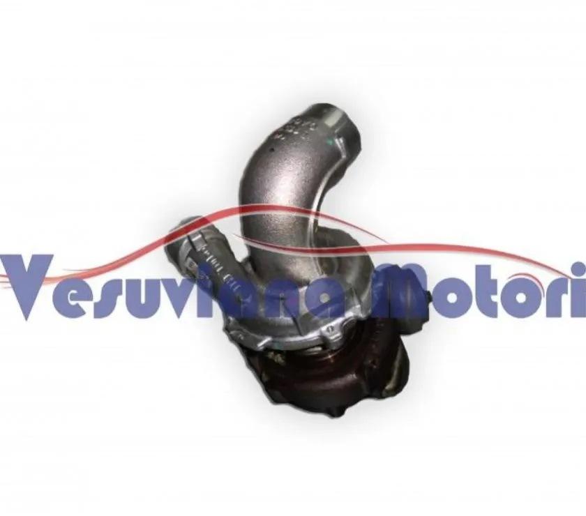 Turbocompressore Rigenerato Toyota 2.2 D-4D