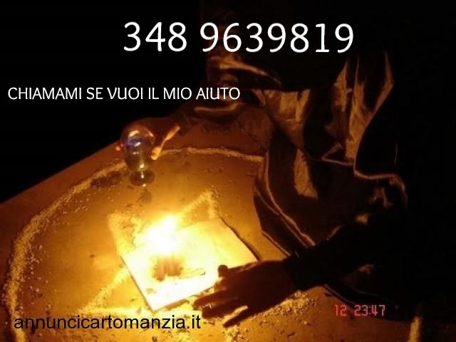 OCCULTISTA STRATEGA DELLE ARTI MAGICHE ASTROCARTOMANTE SENSITIVO MAGO VINCENZO