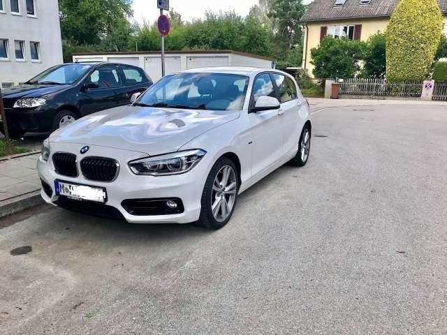 BMW 120 1er Aut. Sport Line 190 CV Diesel