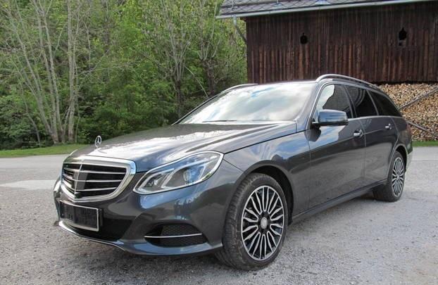 Mercedes-Benz E 400 4Matic Elegance Edition
