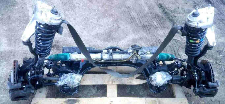 Meccanica anteriore Alfa Romeo GT 1900 multijet 06