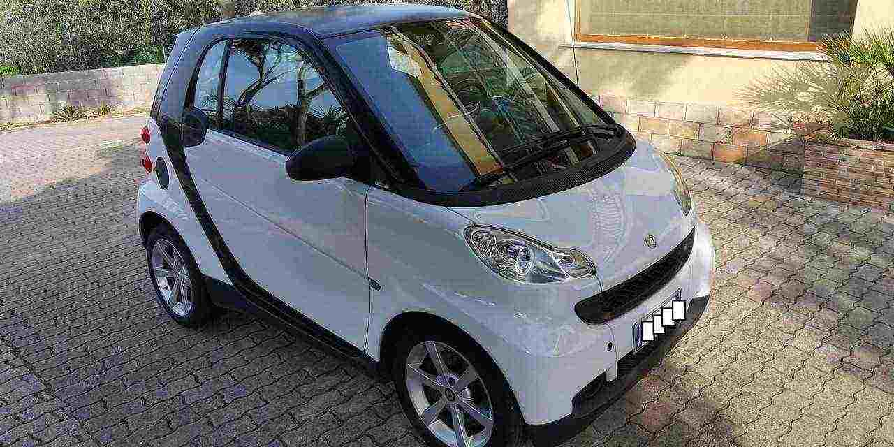 smart forTwo 1000 52 kW Llimited