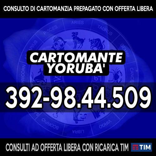 LA CARTOMANZIA CON OFFERTA LIBERA RICARICA TELEFONICA TIM