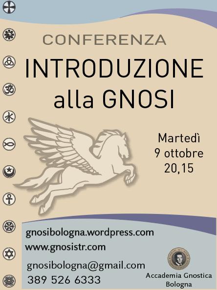 Conferenza di introduzione alla gnosi