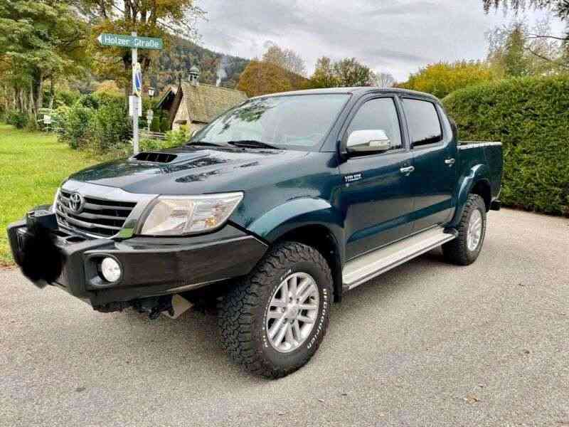 Toyota HiLux 4x4 Double Cab DPF