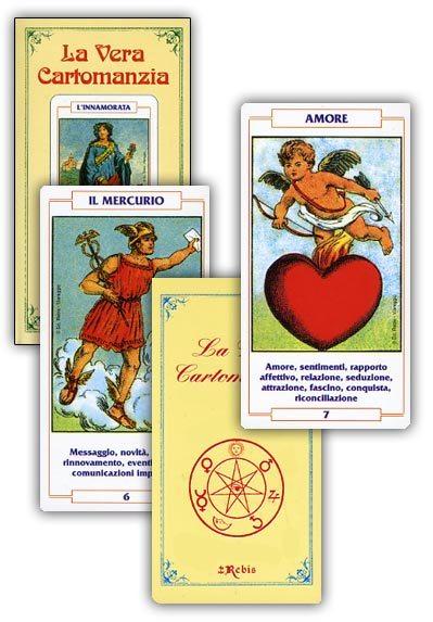 Cartomanzia di coppia, relazioni e sentimenti, denaro e fortuna.