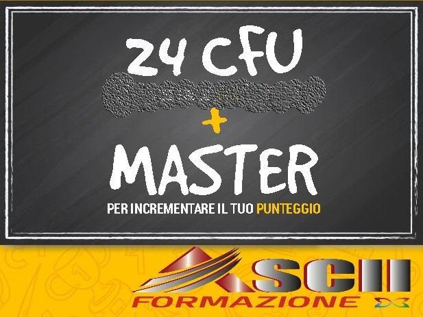 MASTER + 24 CFU                                                   .