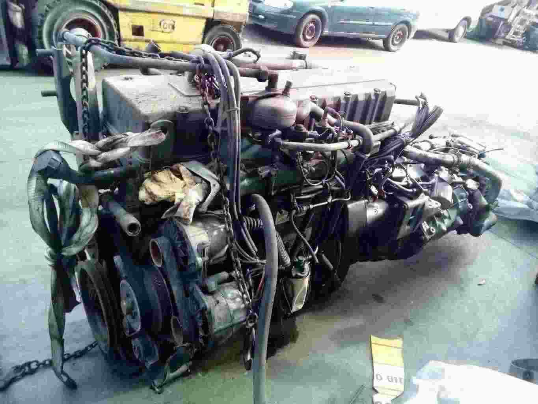 Motore D12A e cambio G8-EGS pullman Volvo B12