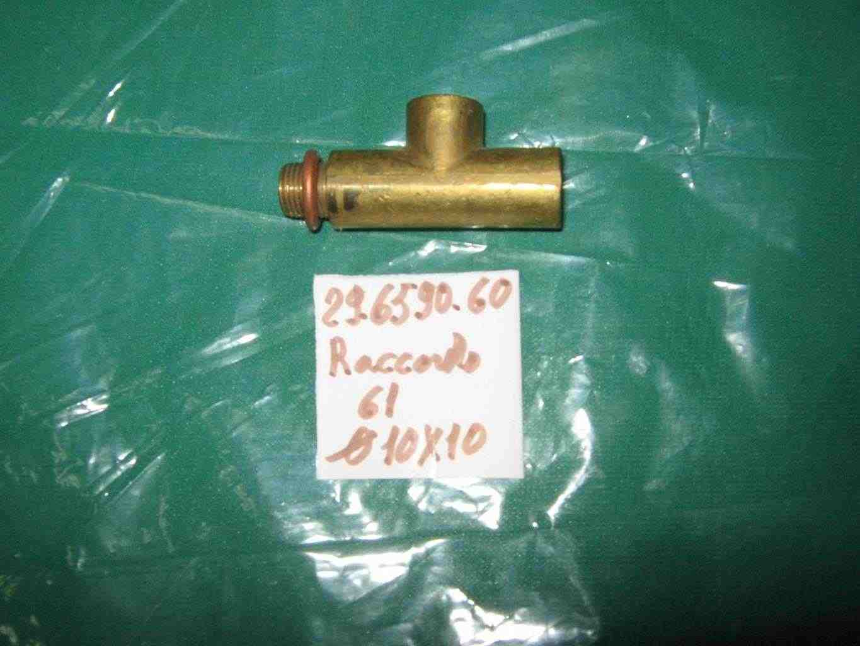 Raccordi strumenti di pressione olio veclia Borletti