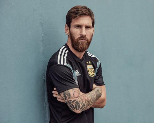 Camiseta Argentina Segunda 2018