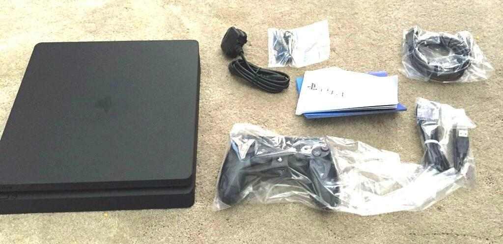 Console Playstation 4 memoria slim memoria 500 GB