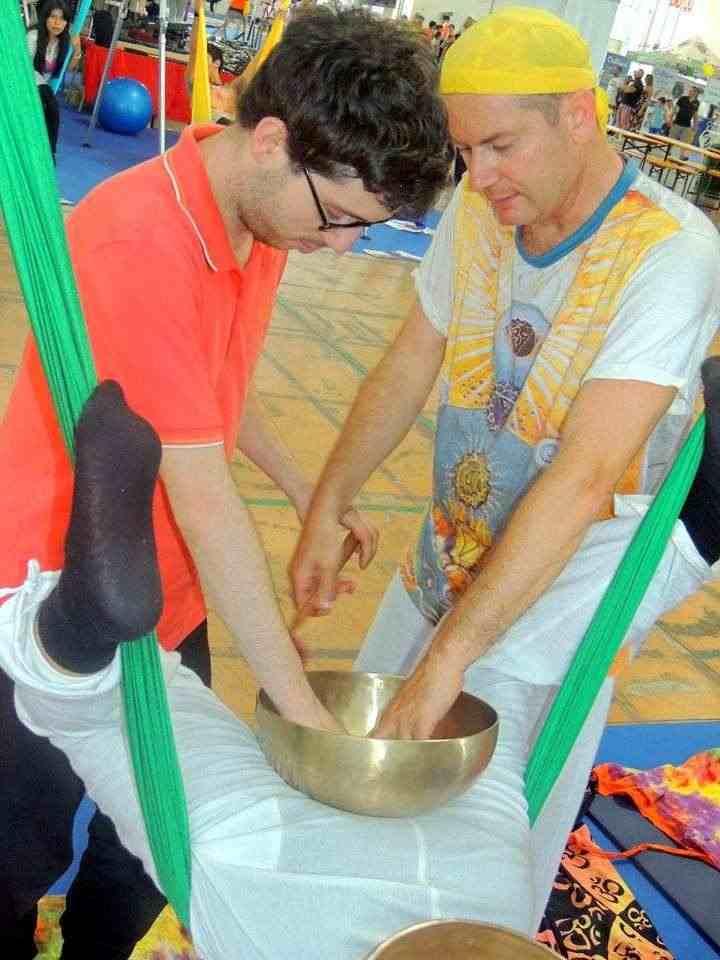 trattamenti in amaca yoga massaggi