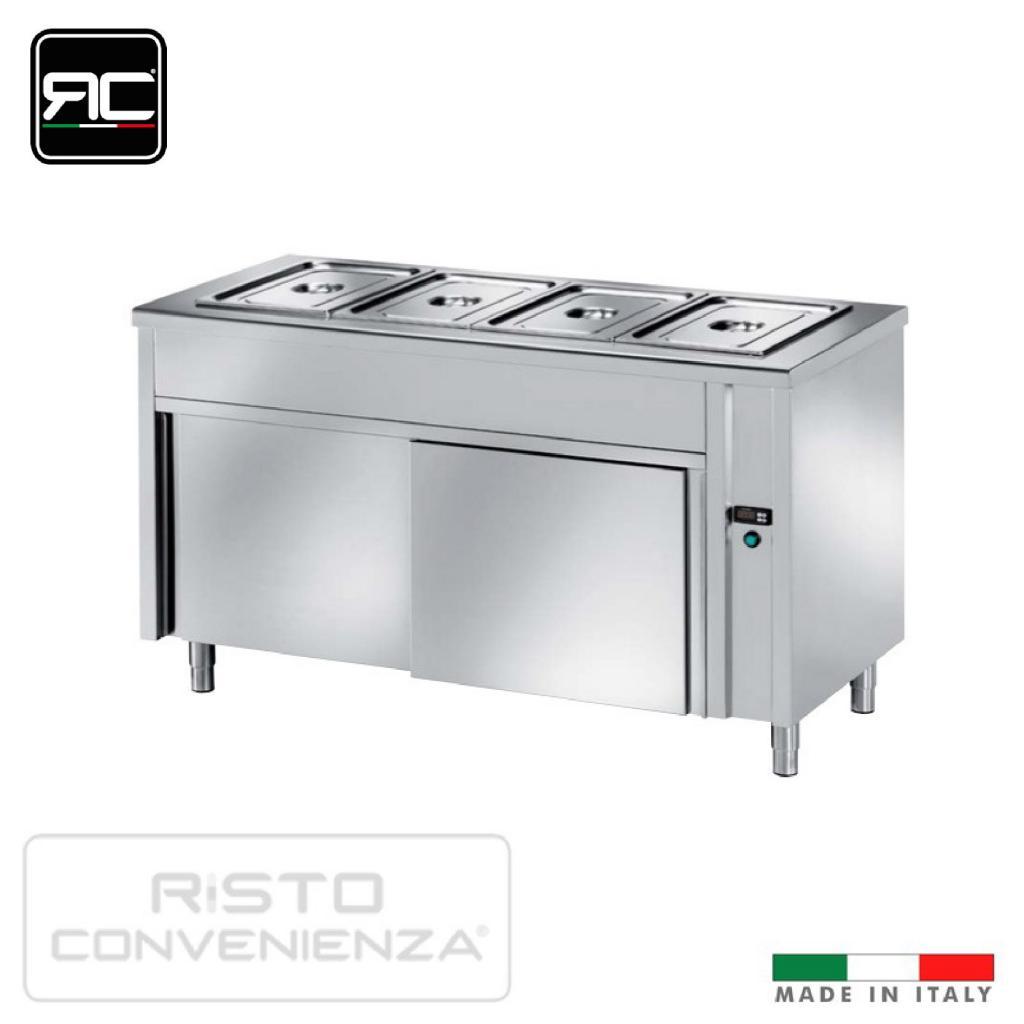 Tavolo caldo self-service professionale