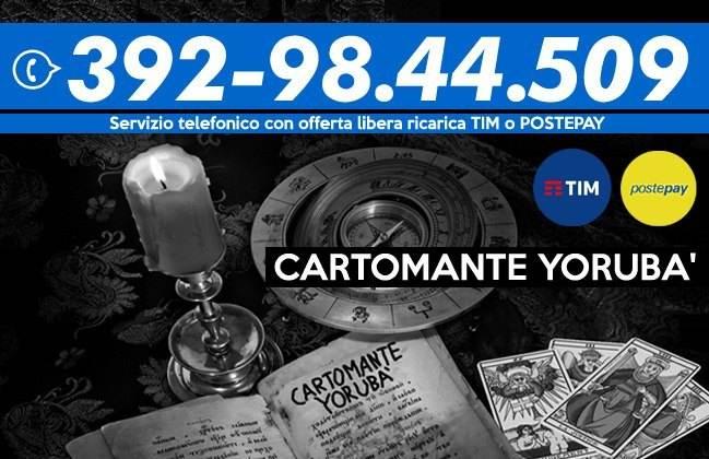 Servizio telefonico di Cartomanzia con offerta libera ricarica telefonica