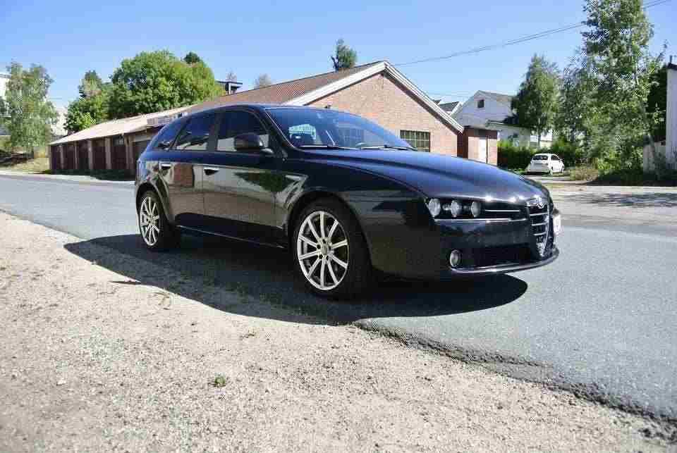Alfa Romeo 159 Sportwagon 1,9 JTD 150 CV Sport