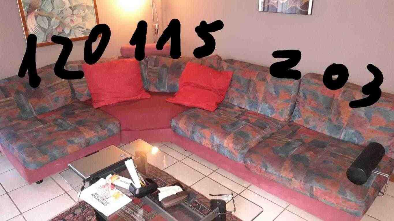 vendo divano ad angolo