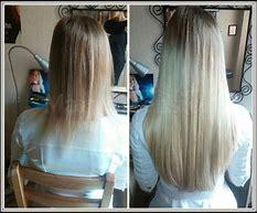 allungamento capelli con extension sconto