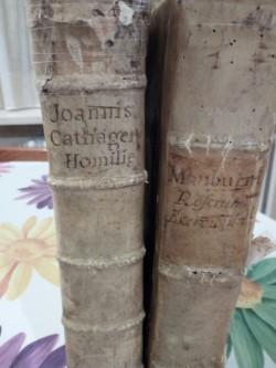 Libri antichi religiosi