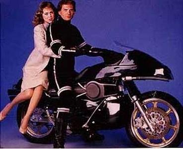 Street Hawk - Il falco della strada serie tv completa anni 80