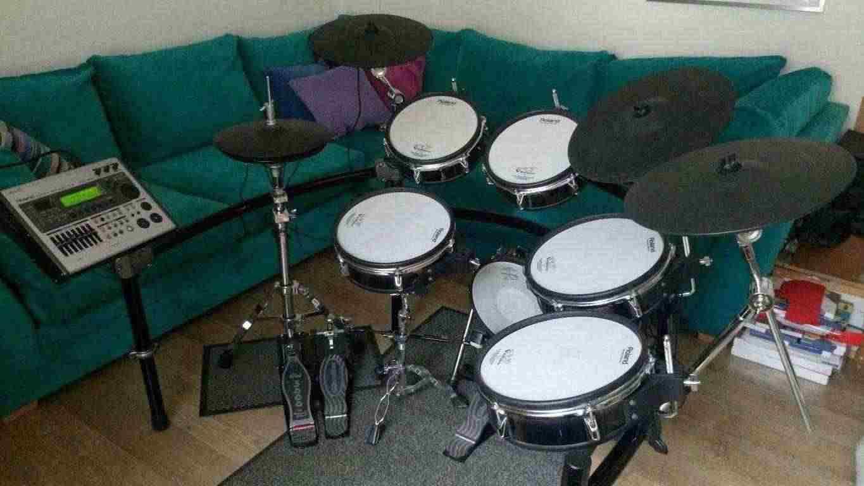 Roland TD-20 Electronic V drum kit