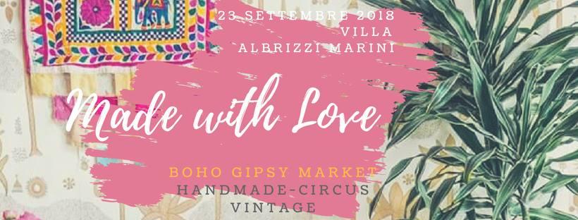 MADE WITH LOVE :Gipsy Market Circus Handmade