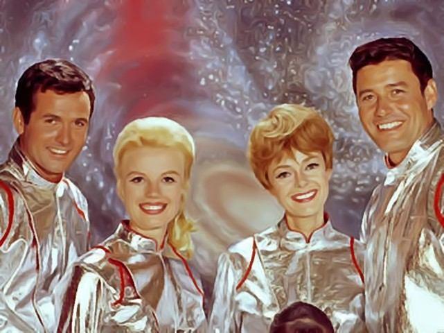 Lost in Space telefilm anni 60 completo - Irwin Allen - Sub ITA