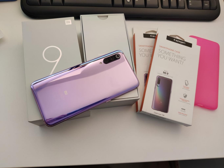 Xiaomi Mi 9 128 GB viola